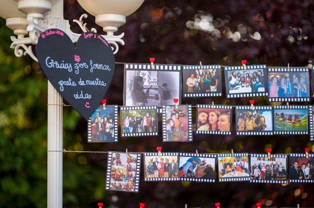 boda de cine rincón fotografías carrete