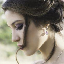 maquillaje novia vintage rústica
