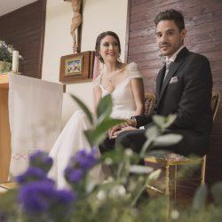 sillas vintage ceremonia religiosa