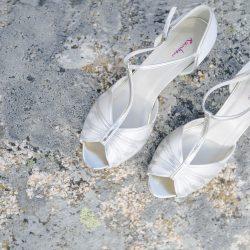 zapatos sandalias novia originales boda campo rústica