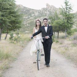 fotos bicicleta vintage naturaleza