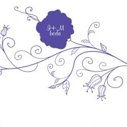 boda I +M flores